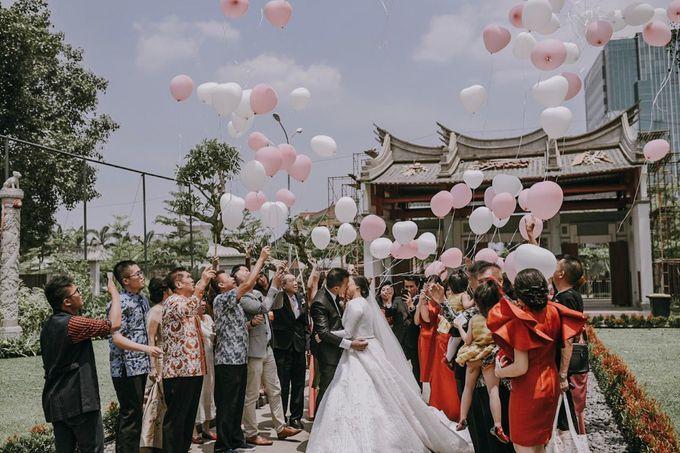 Teddy & Jessica The Wedding by PRIDE Organizer - 038