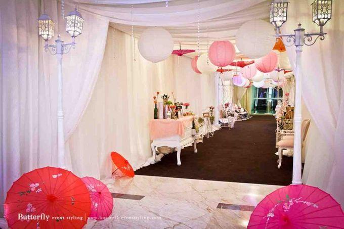 Ballroom Decorated by Thamrin Nine Ballroom - 014