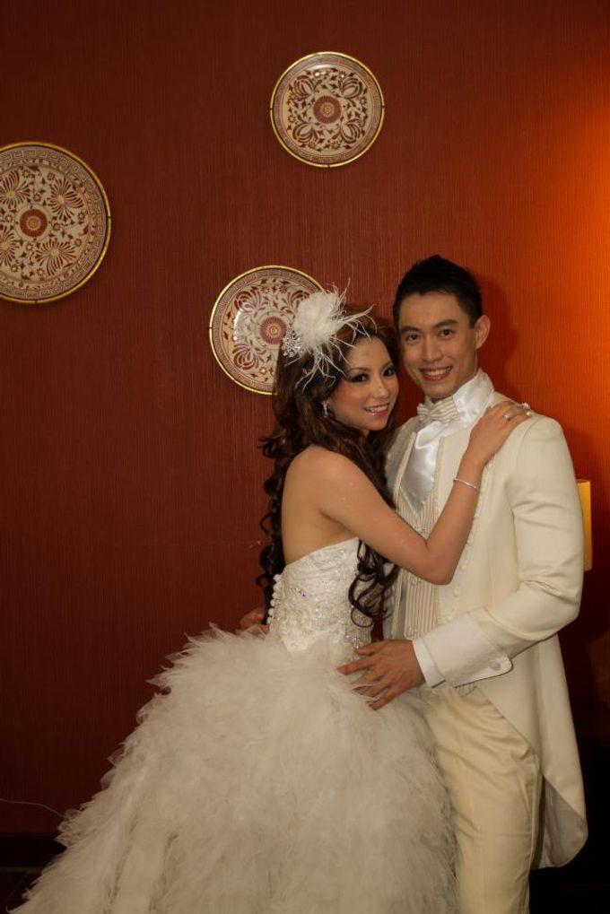 de_Wedding of Edwin Lau & Chika Yessyca by de_Puzzle Event Management - 017