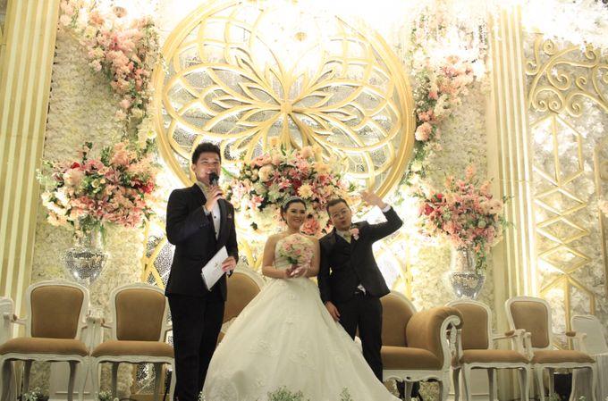 MC Wedding MDC Hall Wisma 76 Jakarta - Anthony Stevven by MDC HALL - 009