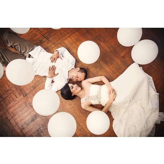 Prewedding Make Up by Willy Manopo - 004