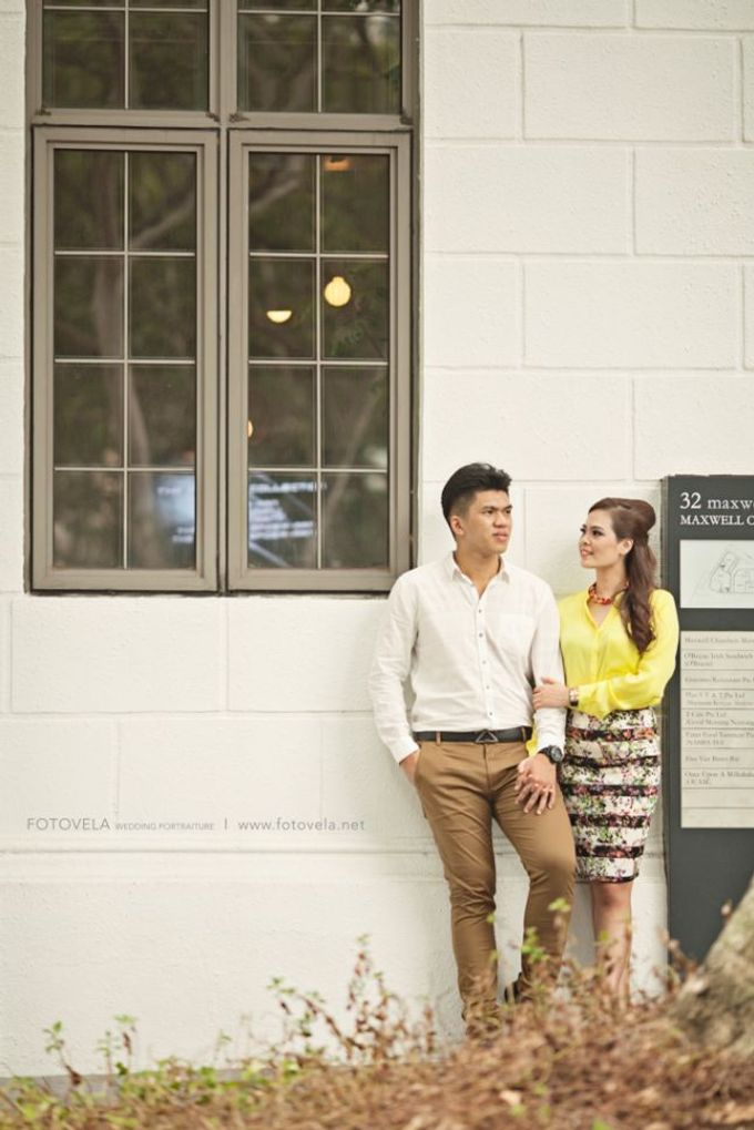 Febrian & Christy Singapore prewedding by fotovela wedding portraiture - 003