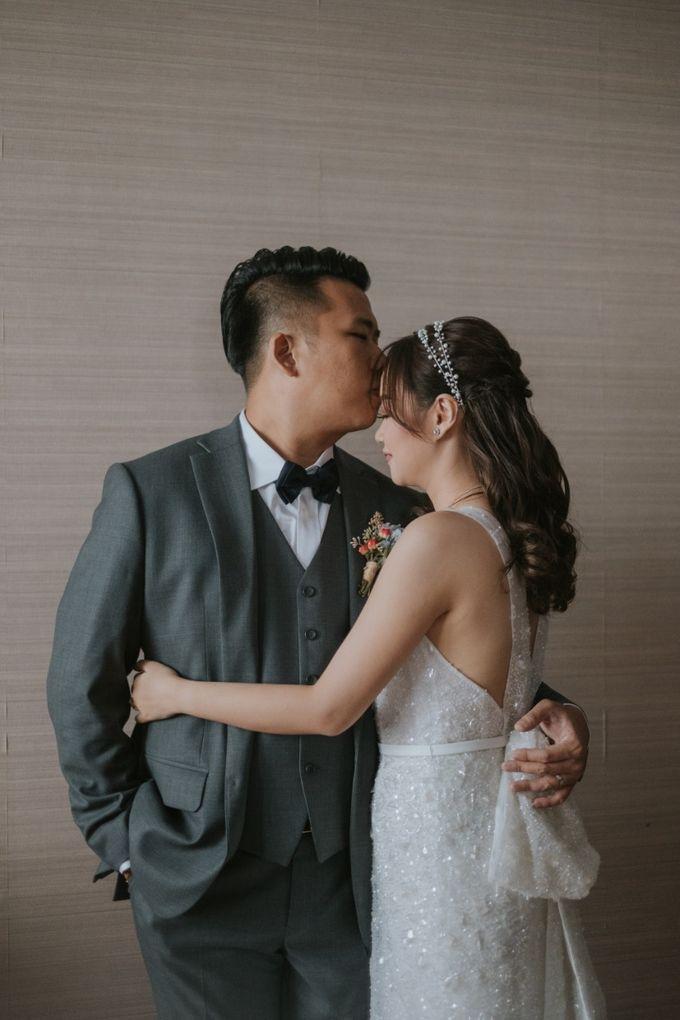 Steven & Catherin Wedding at Aston Cirebon by PRIDE Organizer - 014