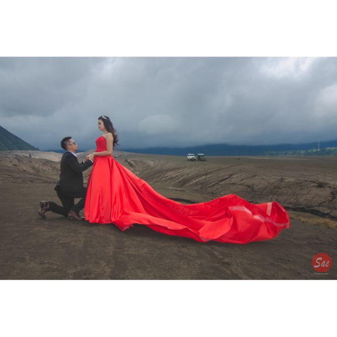 Prewedding Bromo by SAE Photoworks - 004