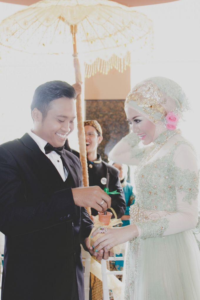 Nyi nanda wedding