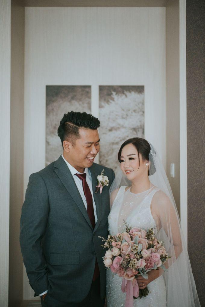 Steven & Catherin Wedding at Aston Cirebon by PRIDE Organizer - 032