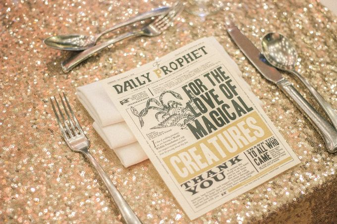 Harry Potter Inspired Wedding by Eye Candy Manila Event Styling Co. - 009