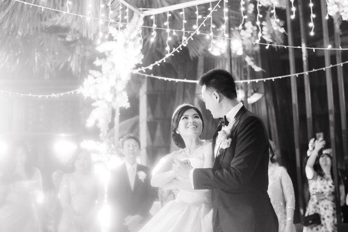 Rustic & Sophisticated Intimate Wedding of Leo & Shenny by Jennifer Natasha - Jepher - 003
