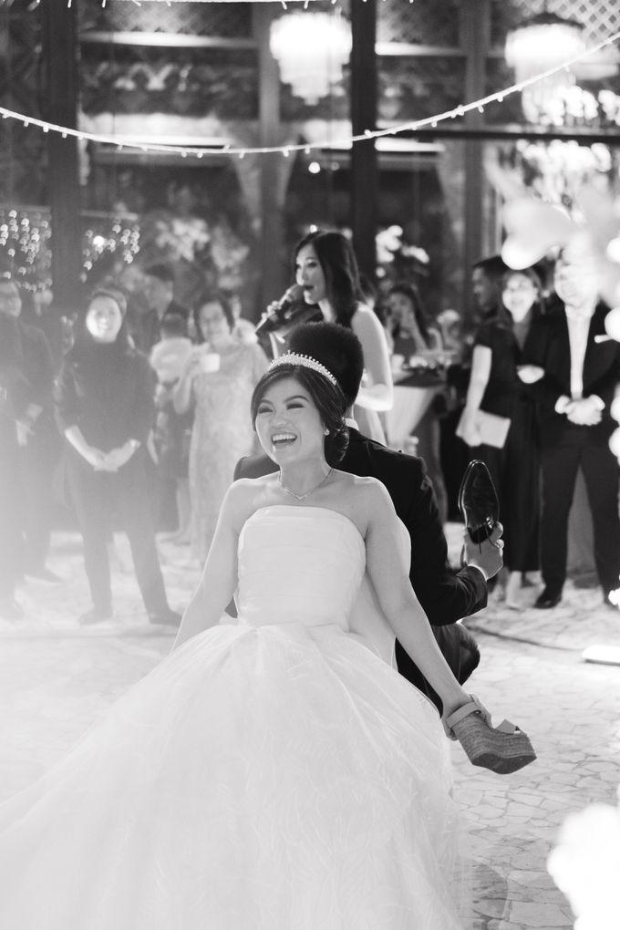 Rustic & Sophisticated Intimate Wedding of Leo & Shenny by Jennifer Natasha - Jepher - 001