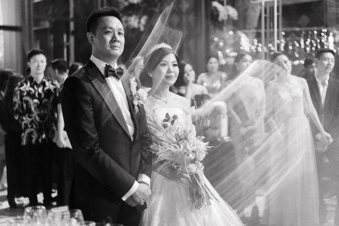 Rustic & Sophisticated Intimate Wedding of Leo & Shenny by Jennifer Natasha - Jepher - 005