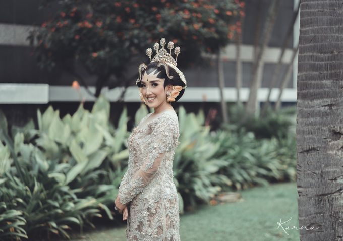 Elisa - Daril Wedding by Karna Pictures - 002