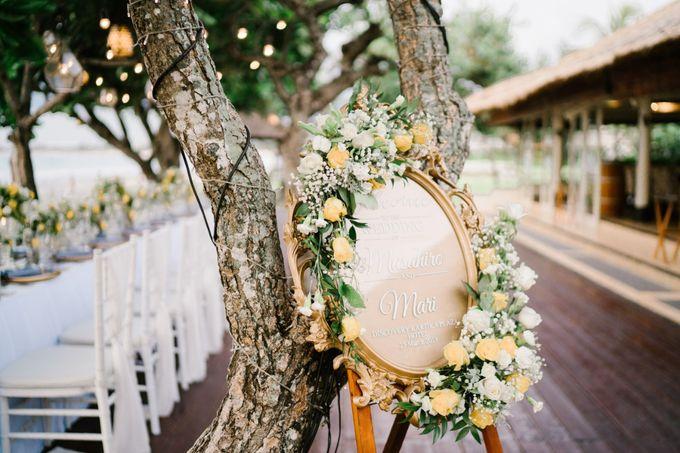 Masahiro & Mari by Vowever Wedding Planner - 039