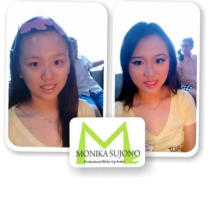 Before After Make up by Monika Sujono Make Up Artist - 011