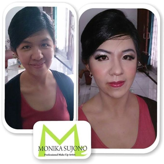 Before After Make up by Monika Sujono Make Up Artist - 012