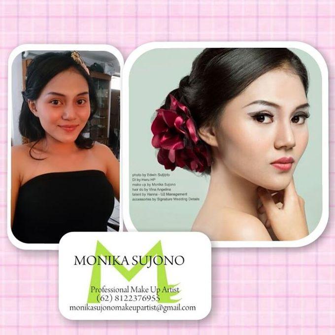 Before After Make up by Monika Sujono Make Up Artist - 014