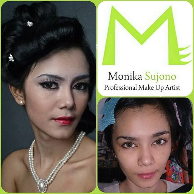 Before After Make up by Monika Sujono Make Up Artist - 015