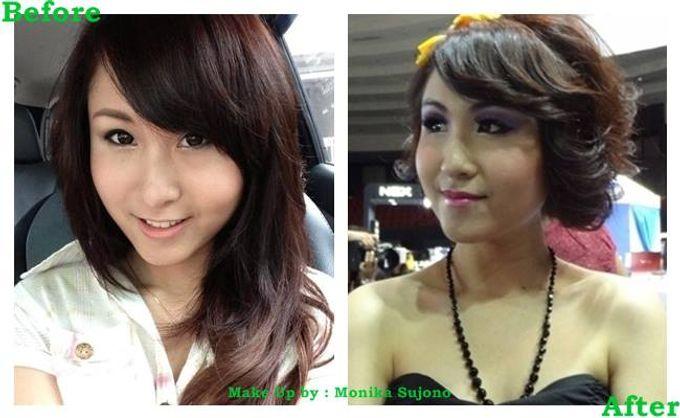 Before After Make up by Monika Sujono Make Up Artist - 002