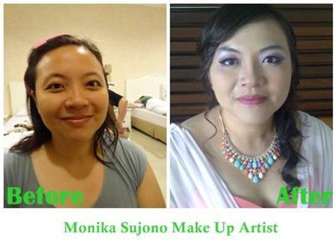 Before After Make up by Monika Sujono Make Up Artist - 003