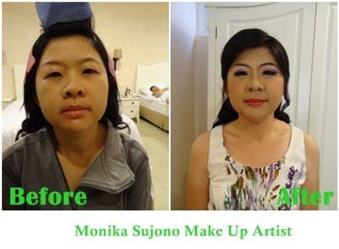 Before After Make up by Monika Sujono Make Up Artist - 004