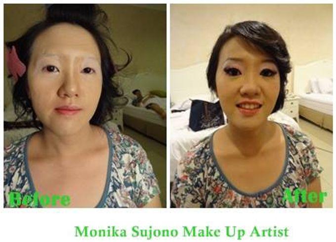 Before After Make up by Monika Sujono Make Up Artist - 005