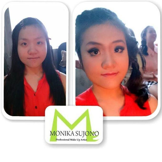 Before After Make up by Monika Sujono Make Up Artist - 006