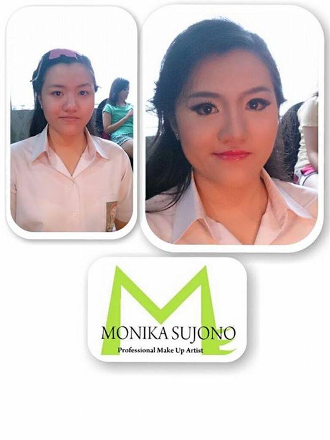 Before After Make up by Monika Sujono Make Up Artist - 007