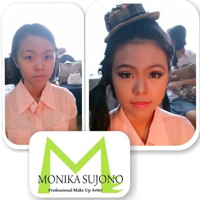 Before After Make up by Monika Sujono Make Up Artist - 008