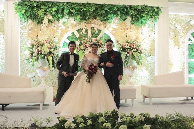 MC Wedding Mercure Jakarta Kota - Anthony Stevven by Anthony Stevven - 008