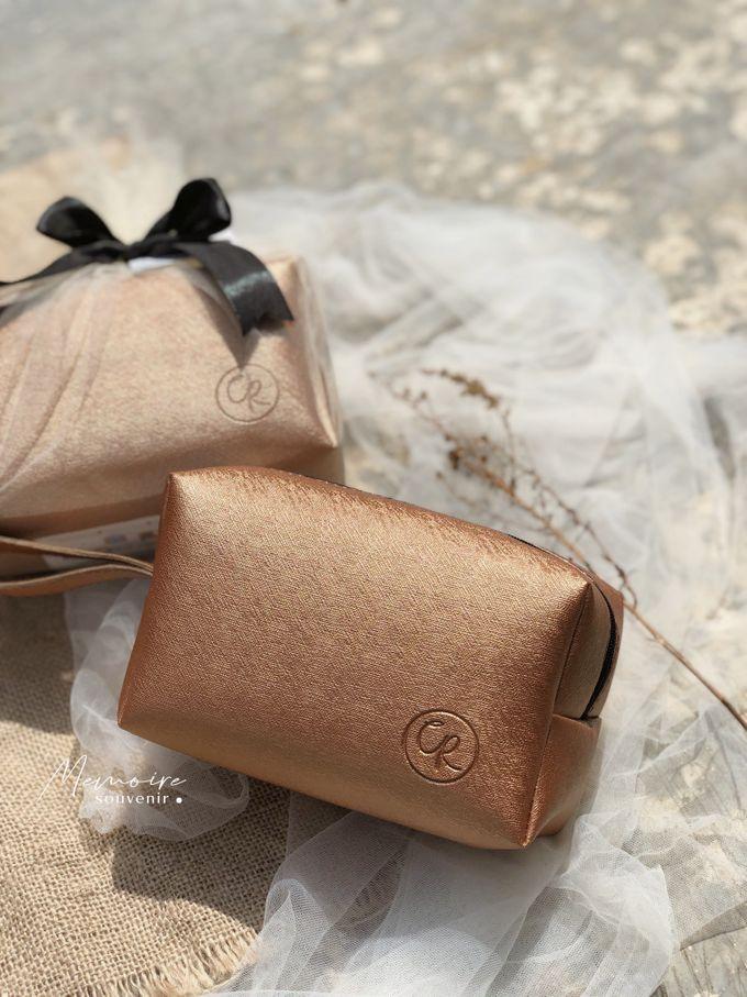 Boxy Pouch for Cinta & Radhi by Memoire Souvenir - 003