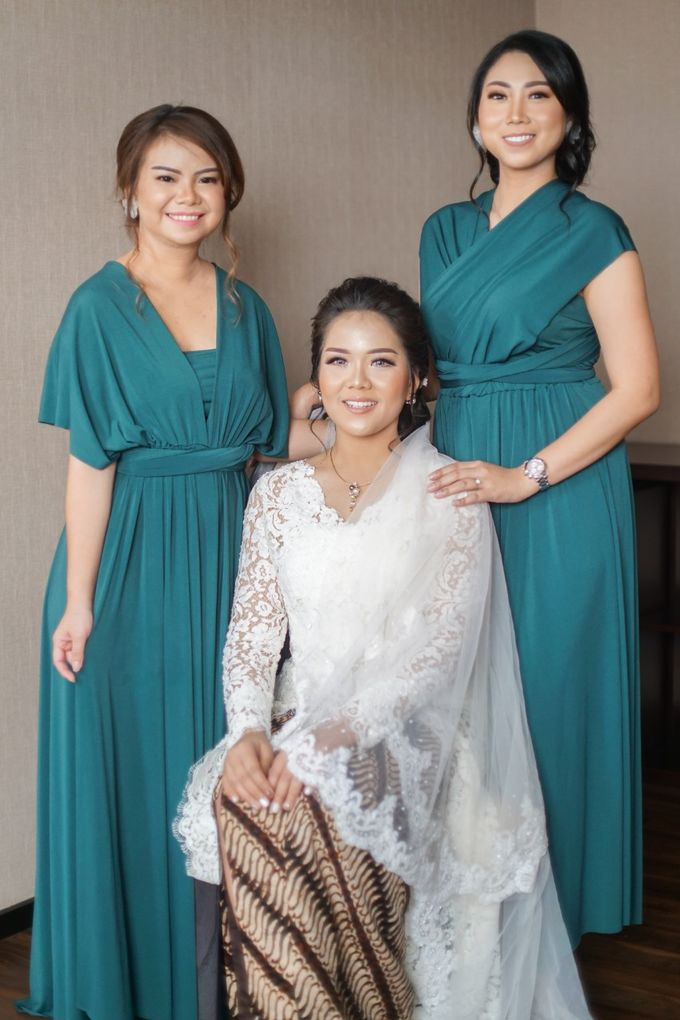 Wedding Of Adi & Pricilia by Ohana Enterprise - 026