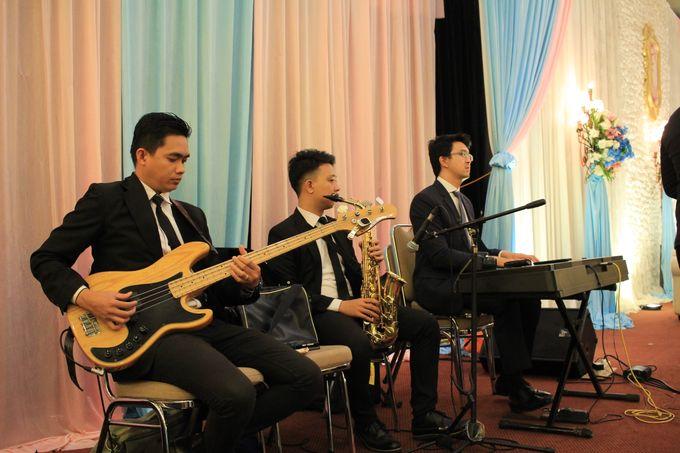 MC Wedding Prisma Ballroom Jakarta - Anthony Stevven by Tracy Bridal House - 003
