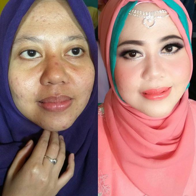 Wedding Make Up, Graduation, And Engagement by qaylamakeup - 005