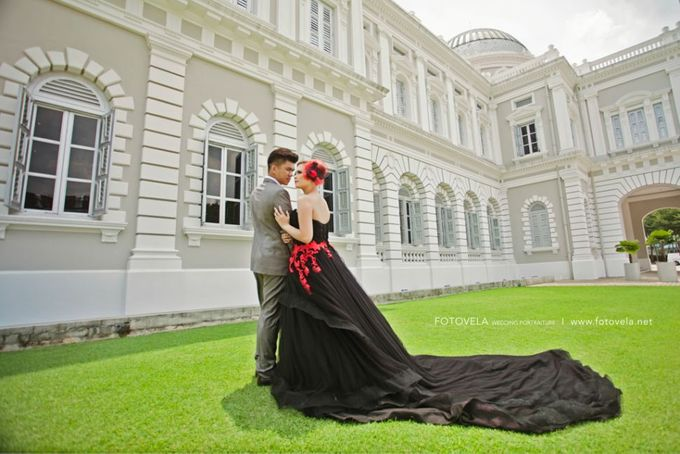 Febrian & Christy Singapore prewedding by fotovela wedding portraiture - 025
