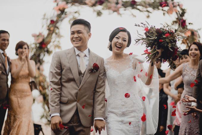 Erika & Darmawan Wedding Ceremony by ATIPATTRA - 015