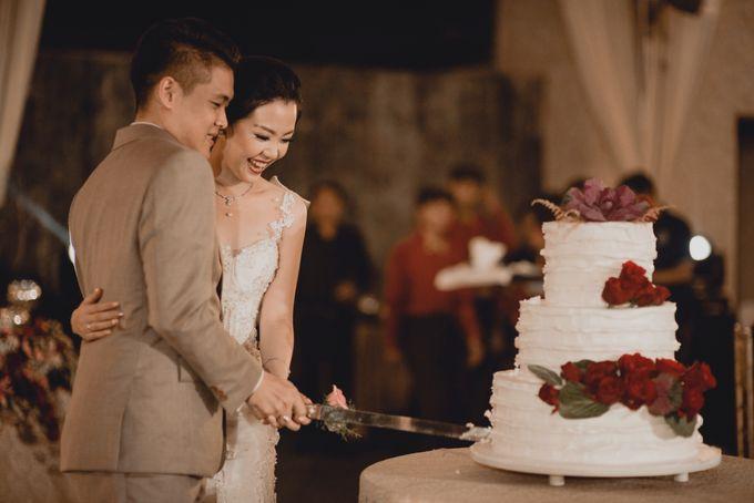 Erika & Darmawan Wedding Ceremony by ATIPATTRA - 020