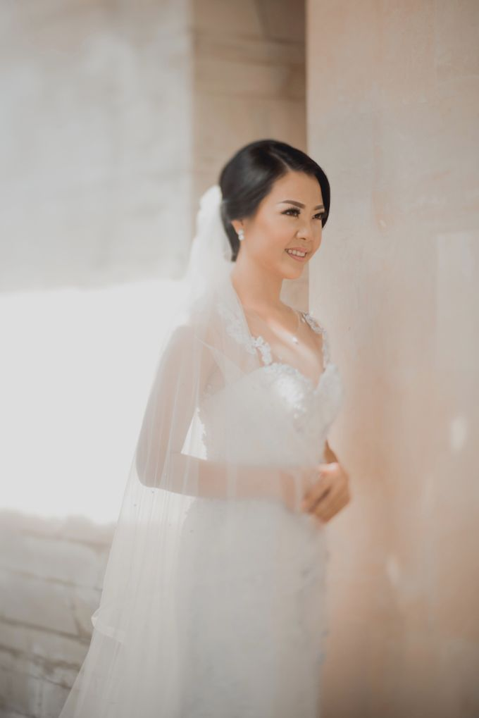 Erika & Darmawan Wedding Ceremony by ATIPATTRA - 029