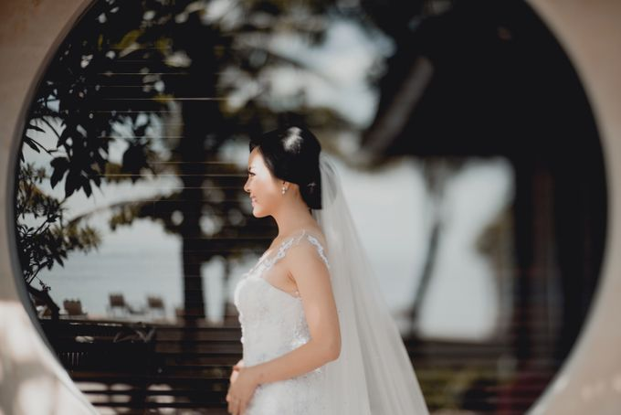 Erika & Darmawan Wedding Ceremony by ATIPATTRA - 030