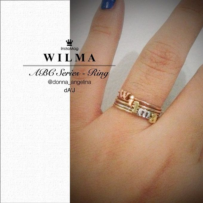 Name & Initial by DA Jewelry - 035