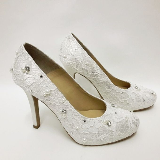 Shoes For Wedding by Moments Shoe - 001