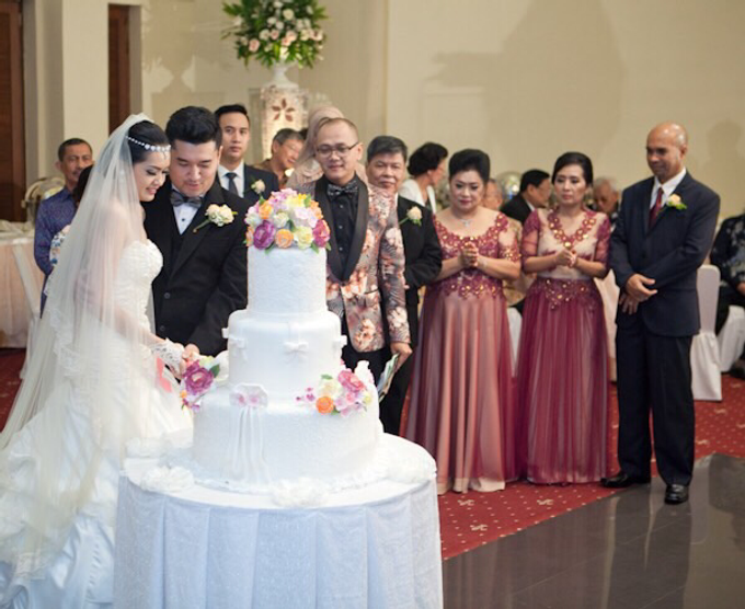 Mauro Annisa Wedding by Eddie Bingky - 035