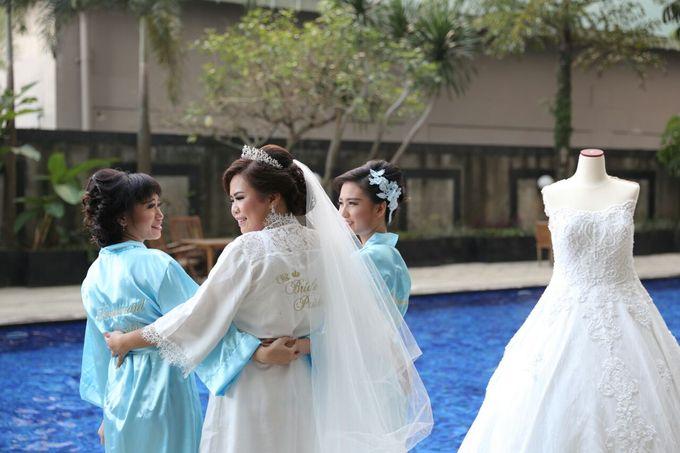 The Wedding of Eddy & Priska by PlanMyDay Wedding Organizer - 004
