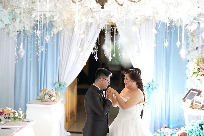 The Wedding of Eddy & Priska by PlanMyDay Wedding Organizer - 007
