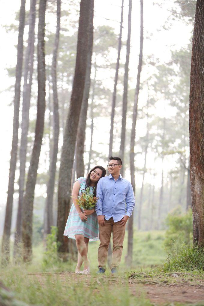 The Wedding of Eddy & Priska by PlanMyDay Wedding Organizer - 002