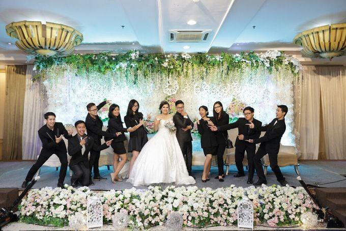 The Wedding of Eddy & Priska by PlanMyDay Wedding Organizer - 010