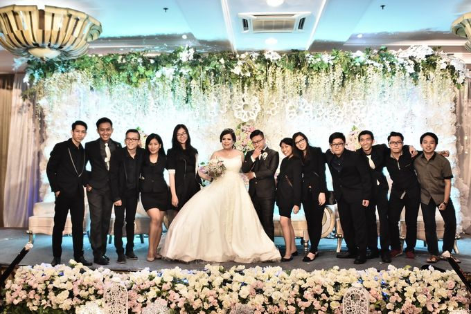 The Wedding of Eddy & Priska by PlanMyDay Wedding Organizer - 011