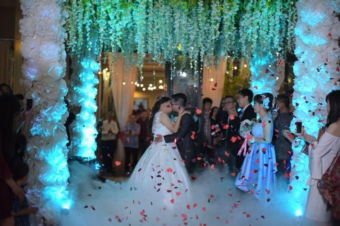 The Wedding of Eddy & Priska by PlanMyDay Wedding Organizer - 008