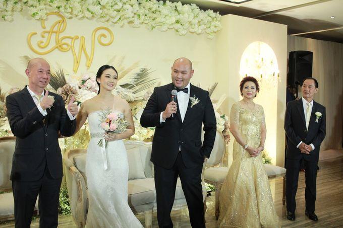 MC Wedding Intimate OnFive Grand Hyatt Jakarta - Anthony Stevven by Anthony Stevven - 006