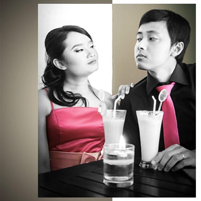 Pre-wedding Photoshoot & Wedding Photo by Alux's Event & Wedding Creator - 011