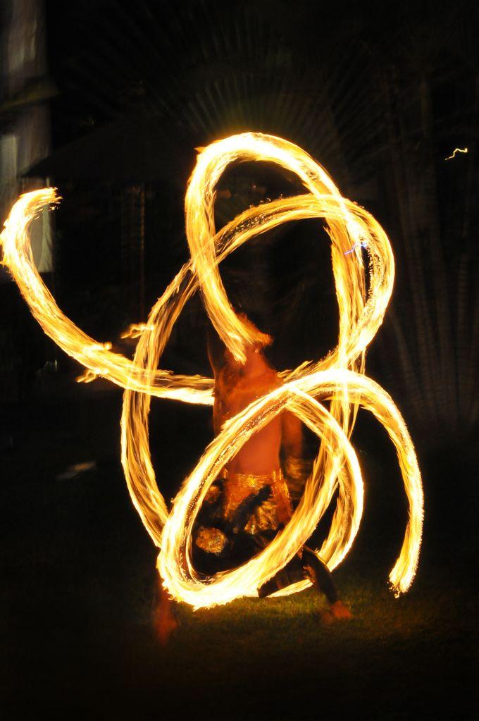FIRE DANCE by Bali Wedding Entertainment - 003