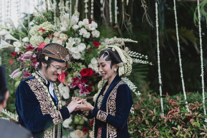 Putri & Christopher by ProjectDEA Wedding Planner - 031